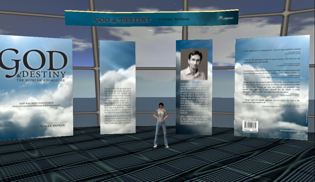 Spotlight on Second Life® Non-Fiction Authors
