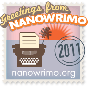 NaNoWriMo Events at Milk Wood & Bookstacks