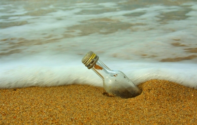 Picture Prompt: No Message In A Bottle