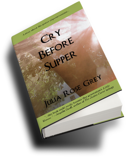 Book Squawk: Cry Before Supper by Julia Rose Grey
