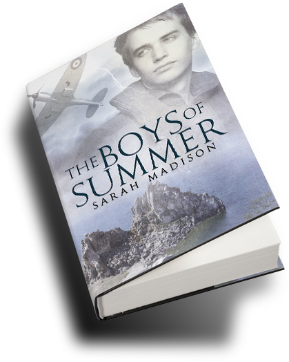 ON TOUR: The Boys of Summer Book Tour with Sarah Madison