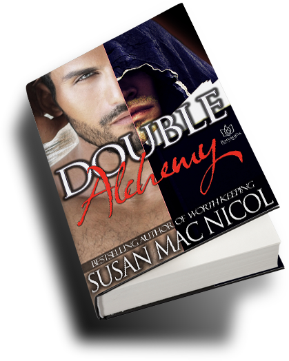 Book Squawk: Double Alchemy by Susan Mac Nicol
