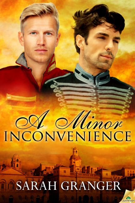 Book Squawk: A Minor Inconvenience by Sarah Granger
